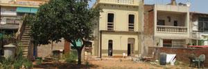 Rehabilitació de cases i hort