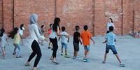 Recolzament en la formació sociolingüística amb dones d'origen arabo-musulmà